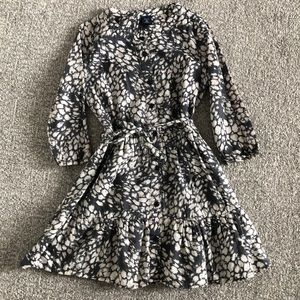 Gap Girls animal print dress